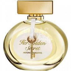 Antonio Banderas Her Golden Secret EDP 80ml TESTER