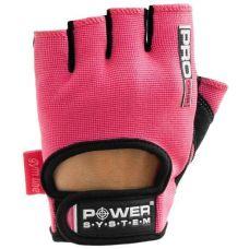 Перчатки Power System PRO GRIP PS-2250 (Розовые)