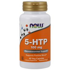 5-HTP 100mg NOW (60 капс.)