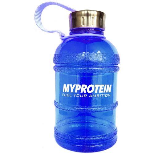 Бутылка Для Воды Gallon Hydrator MyProtein Blue (1900 мл.) - Синяя