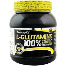 100% L-Glutamine BioTech (240 гр.)