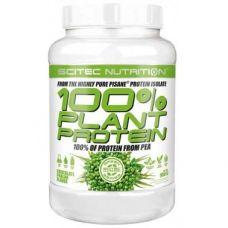 100% Plant Protein Scitec Nutrition (900 гр.)