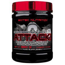 ATTACK 2.0 Scitec Nutrition (320 гр.)