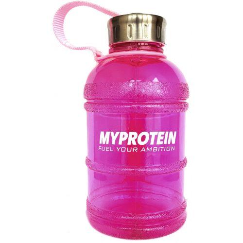 Бутылка Для Воды Gallon Hydrator MyProtein Pink (1000 мл.) - Розовая