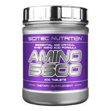 Amino 5600 Scitec Nutrition (200 табл.)