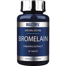 Bromelain Scitec Essentials (90 таб.)
