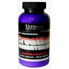 100% Micronized Creatine Monohydrate Ultimate (300 гр.)
