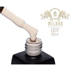 Гель лак MILANO  10ml № 007