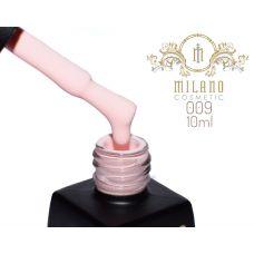 Гель лак MILANO  10ml № 009