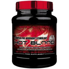 Hot Blood 3.0 Scitec Nutrition (820 гр.)