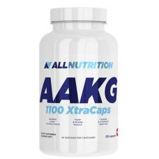 AAKG 1100 XtraCaps All Nutrition (120 капс.)
